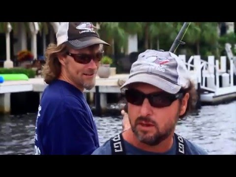 Fisherman Gets Mega Yachted of all his Fishing Spot