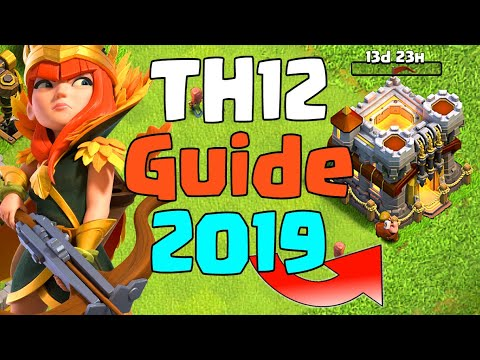 TH12 UPGRADE GUIDE PRIORITY LIST 2019 | CLASH OF CLANS