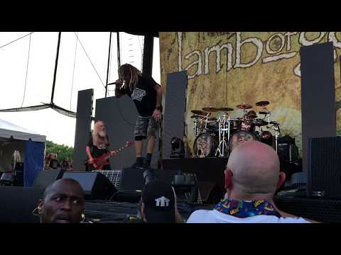 2 - Now You've Got Something To Die For - Lamb of God (Live in Raleigh, NC - 07/20/17)