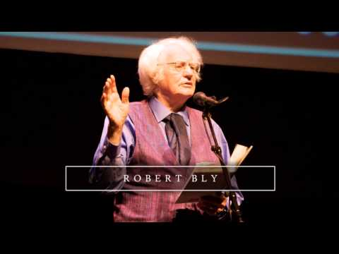 Robert Bly Poetry Reading: Grow Your Wings on the Way Down (2004)