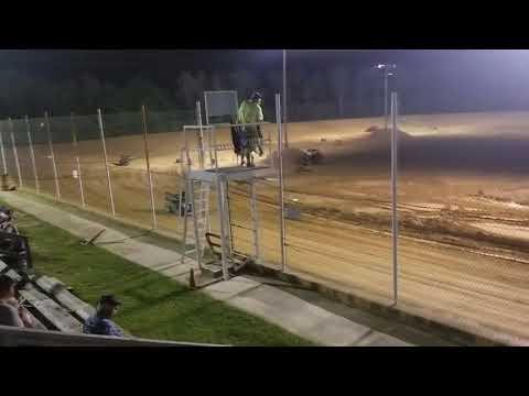 Northwest Florida Speedway Heat Races 5/10/19(5)