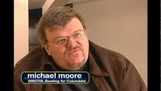 Michael Moore: Are SSRI Antidepressant drugs causing School Shootings? Prozac, Luvox Investigation