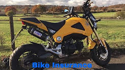 UK Motorbike Insurance Watch This before You Buy