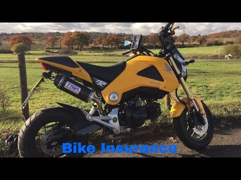 UK Motorbike Insurance Watch This before You Buy