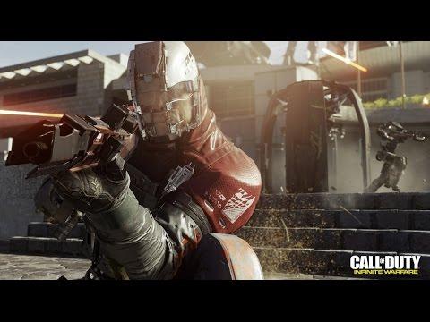 Call Of Duty Infinite Warfare E3 2016 Gameplay Demo Centerstrain01 Youtube