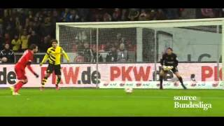 Video Gol Pertandingan Borussia Dortmund vs Bayer Leverkusen