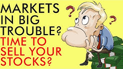 WARNING! MARKETS IN SERIOUS DANGER! TIME TO SELL STOCKS? News 2020