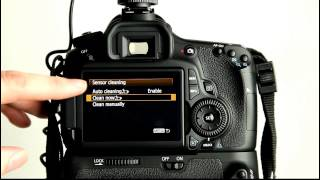 Canon EOS 60D Tutorial Video 10 - Camera Setup Menu 2(In this video for the Canon EOS 60D we will look at camera setup menu 2. Covering features.. LCD Brightness Language Sensor Cleaning Video System / Video ..., 2013-08-27T01:00:54.000Z)