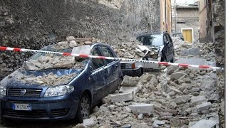 MUST WATCH: Why Italy faces constant threat of earthquakes