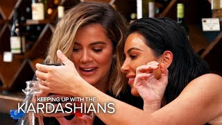 KUWTK | Will Kourtney Kardashian Find Love on the Internet? | E!