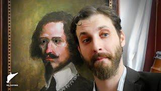 Making an Eye-Following Mechanized Painting