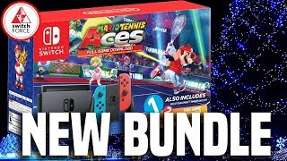 NEW Nintendo Switch Bundle Revealed for Holiday 2018!