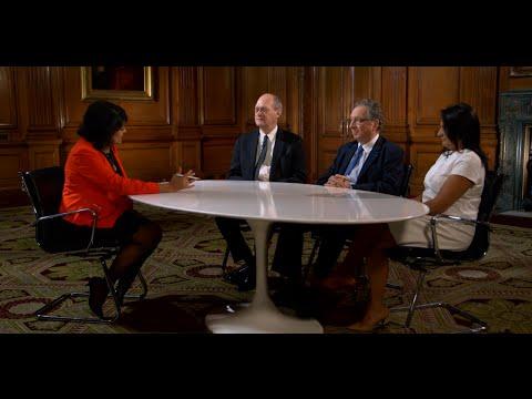 Three global visionaries. Three feats of engineering