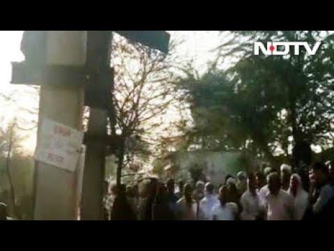 जयपुर : ट्रांसफॉरमर में ब्लास्ट से 14 लोगों की मौत