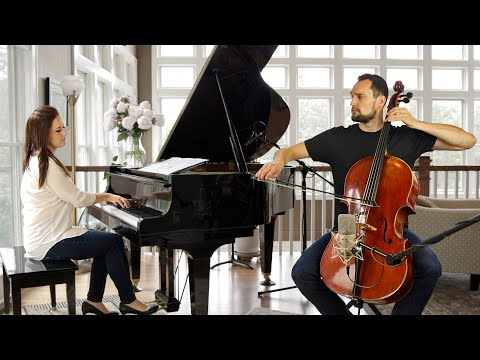 Ed Sheeran - Photograph (Piano/Cello Cover) - Brooklyn Duo