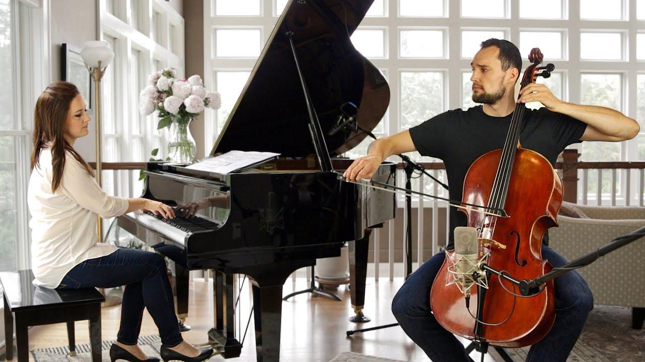 ed sheeran - photograph  piano  cello cover