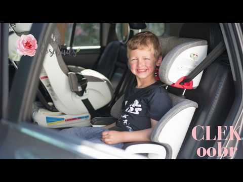 Clek Oobr High Back Booster Seat Review