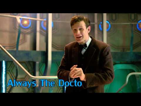 Doctor Who Music Suite - The Time Of The Doctor - Always The Doctor (11th Regeneration Theme)