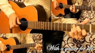 Метель. ДДТ (кавер на гитаре)