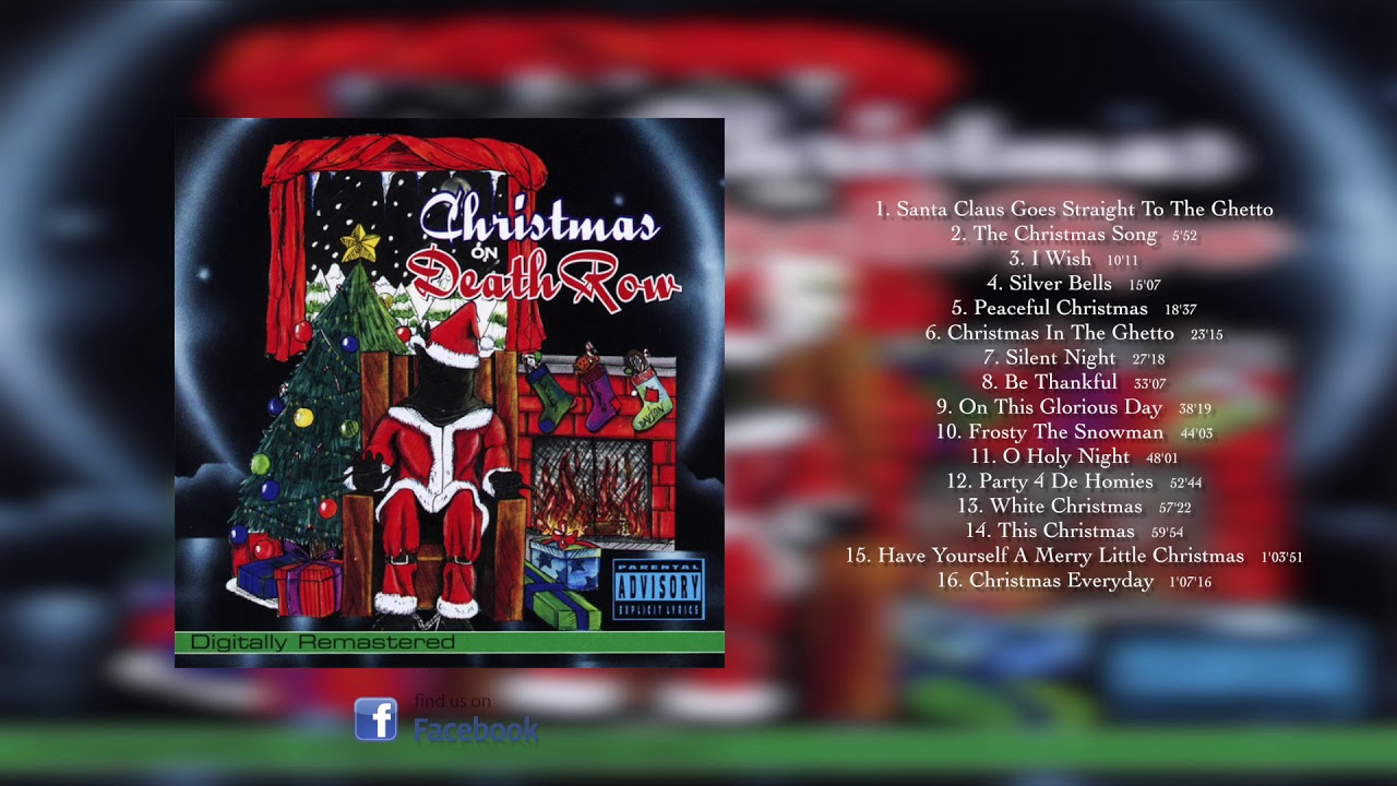 christmas on death row album complet