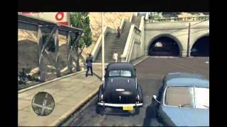 LA Noire free roam gameplay