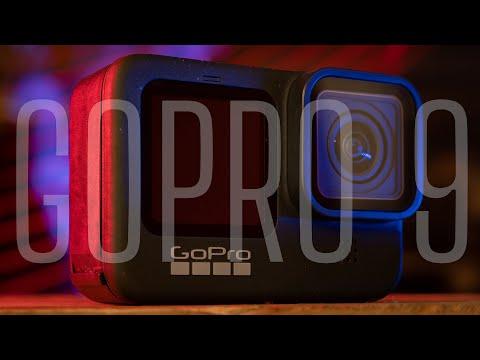 Обзор GoPro HERO 9 VS HERO 8. Все режимы GoPro 9