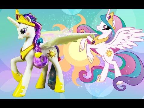Принцесса Селестия игрушка My little Pony / Princess Celestia toy