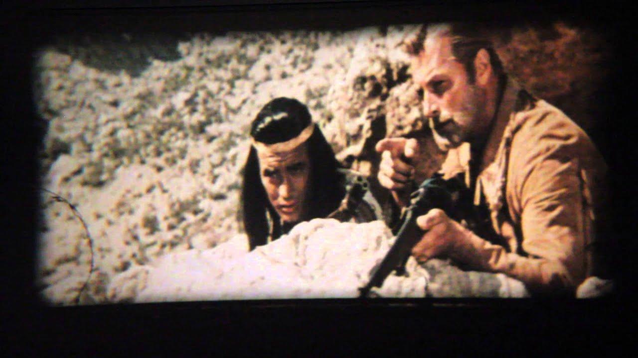 Der schatz im silbersee auf super 8 youtube for Der schatz im silbersee