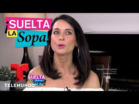 Susana González confesó si tuvo amores con Fernando Colunga  Suelta La Sopa  Entretenimiento