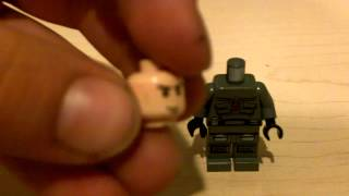 How to make a lego HALO marine