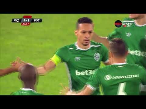 Ludogorets Razgrad 2-1 Botev Plovdiv