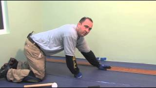 How to Install Laminate Flooring (Tap-End Joint)