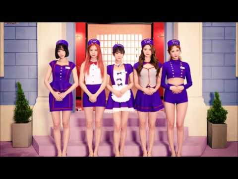 EXID - L.I.E (Speed up)