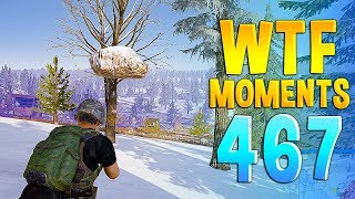 PUBG Daily Funny WTF Moments Highlights Ep 467