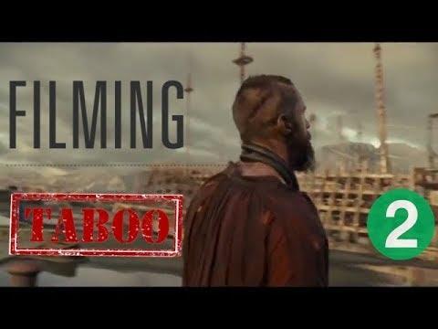 2. Staffel Taboo