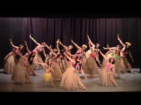 2018 - Bianca Surgaly - He Mele No Lilo (Danza Hawaiana)