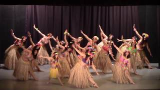 2018 Bianca Surgaly He Mele No Lilo Danza Hawaiana