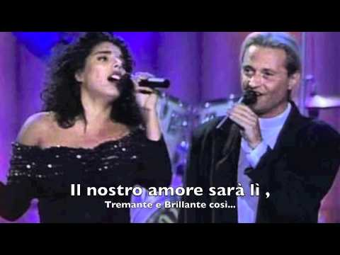 Vattene amore- Amedeo Minghi e Mietta+Lyrics[HD]