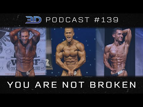 3DMJ Podcast #139: You Are Not Broken