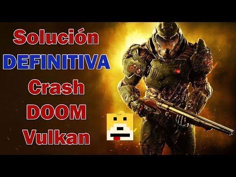 Final Fix Crash DOOM Vulkan