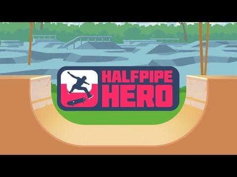 Halfpipe Hero (by Bit Free Games) - Universal - HD Gameplay Trailer
