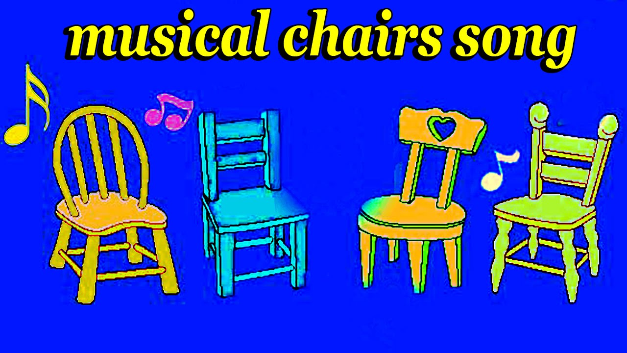 Musical chair game for kids - Happy Birthday Song Musical Chairs Game Song Happy Birthday To You