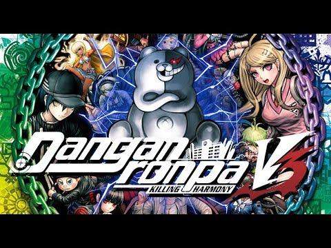 Danganronpa V3: Killing Harmony・Sudden Beautiful Lie / スグBeautiful Lie