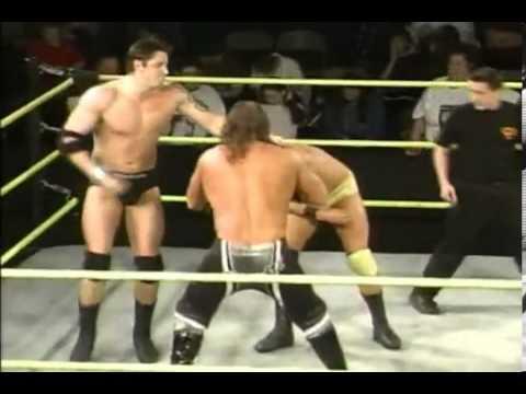 OVW - Paul Burchall & Stu Sanders vs Colt Cabana & Shawn Spears