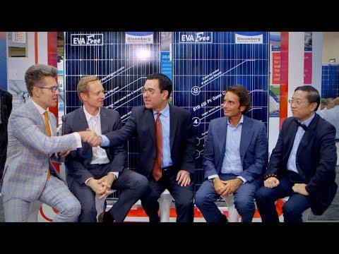 SPI: Anticipate Solar Disruption! Tony Seba and Visionary Leaders at BYD, Enerray & LTI ReEnergy