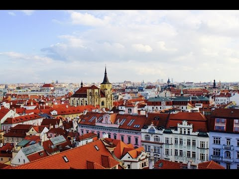 Prague described by students
