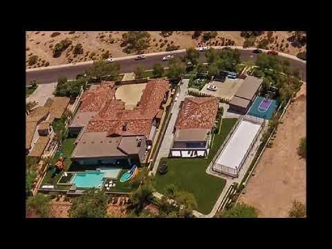 Celine Dions House Aerial Photos 2018 Youtube