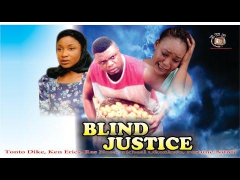 Blind Justice Season 1   - 2015 Latest Nigerian Nollywood  Movie