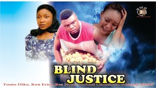 Blind Justice Season 1   - 2015 Latest Nigerian Nollywood  Movie