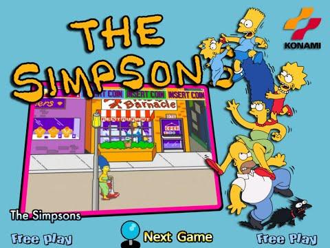 The Simpsons (Arcade) - Homer